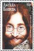 [The 15th Anniversary of the Death of John Lennon, 1940-1980, type BIQ]