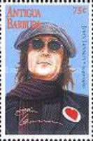 [The 15th Anniversary of the Death of John Lennon, 1940-1980, type BIS]