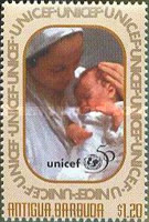 [The 50th Anniversary of the United Nations Children`s Fund - UNICEF, type BNK]