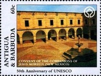 [The 50th Anniversary of the UNESCO - Cultural Heritage, type BQC]