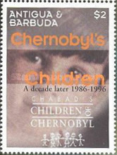 [Chernobyl's Children - A Decade Later, type BRU]