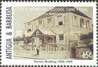 [The 100th Anniversary of the Thomas Oliver Robinson Memorial School, type BYH]