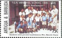 [The 100th Anniversary of the Thomas Oliver Robinson Memorial School, type BYI]