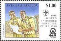 [The 19th World Jamboree Mondial - Chile, type CCE]