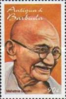 [The 50th Anniversary of the Death of Mahatma Gandhi, 1869-1948, type CCH]
