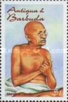 [The 50th Anniversary of the Death of Mahatma Gandhi, 1869-1948, type CCI]