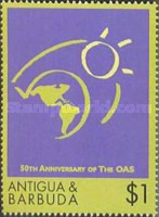 [The 50th Anniversary of The OAS, type CCM]