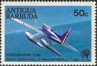 [The 200th Anniversary of Manned Flight, type CN]
