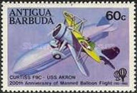 [The 200th Anniversary of Manned Flight, type CO]