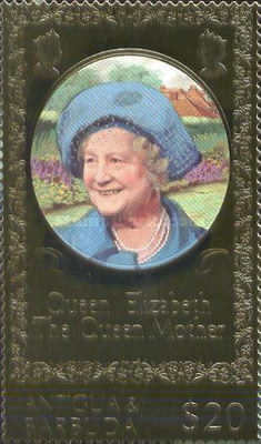 [The 100th Anniversary of the Birth of Queen Elizabeth The Queen Mother, 1900-2002, type CSK]