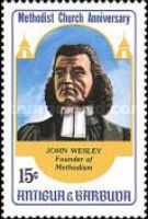[The 200th Anniversary of the Methodist Church, type CW]