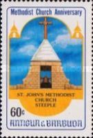 [The 200th Anniversary of the Methodist Church, type CY]
