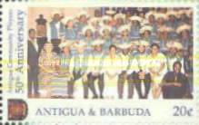 [The 50th Anniversary of Antigua Community Players, type DKX]