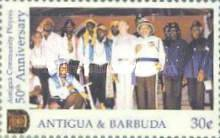 [The 50th Anniversary of Antigua Community Players, type DKZ]