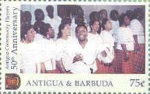 [The 50th Anniversary of Antigua Community Players, type DLA]