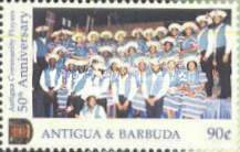 [The 50th Anniversary of Antigua Community Players, type DLB]