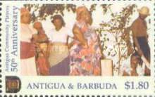 [The 50th Anniversary of Antigua Community Players, type DLD]