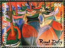 [Paintings by Raoul Dufy , 1877-1953, type DSG]