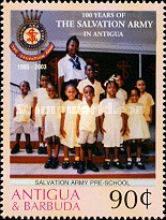 [The 100th Anniversary of the Salvation Army, type DSX]