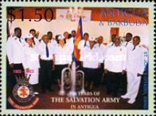[The 100th Anniversary of the Salvation Army, type DSZ]