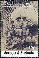 [The 90th Anniversary of Antigua and Barbuda Scouts Association, type DTR]