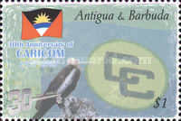 [The 30th Anniversary of Caribbean Community - CARICOM, type DTZ]
