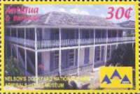 [National Parks of Antigua and Barbuda, type EHQ]