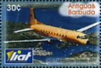 [The 50th Anniversary of Leeward Island Air Transportation - LIAT, type EJX]