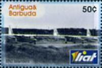 [The 50th Anniversary of Leeward Island Air Transportation - LIAT, type EJY]