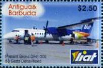 [The 50th Anniversary of Leeward Island Air Transportation - LIAT, type EKC]