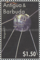 [The 50th Anniversary of Space Exploration and Satellites, type ERW]