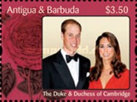 [The 1st Anniversary of the Royal Wedding of Prince William & Catherine Middleton, type FIR]
