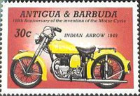 [The 100th Anniversary of the Motorcycle, type GG]