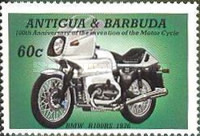 [The 100th Anniversary of the Motorcycle, type GH]