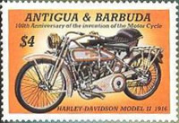 [The 100th Anniversary of the Motorcycle, type GI]
