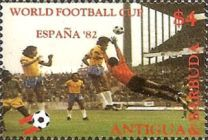 [Football World Cup - Spain, type I]