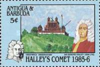 [Appearance of Halley's Comet, type JL]