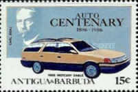 [The 100th Anniversary of the First Benz Motor Car, type LD]