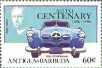 [The 100th Anniversary of the First Benz Motor Car, type LF]