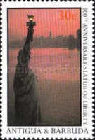 [The 100th Anniversary of the Statue of Liberty, type NL]