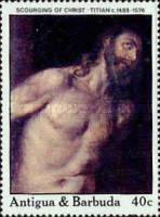 [Easter - The 500th Anniversary of the Birth of Titian, Artist, 1488-1576, type QA]
