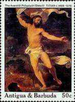 [Easter - The 500th Anniversary of the Birth of Titian, Artist, 1488-1576, type QC]