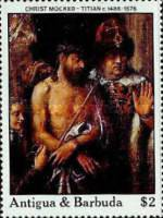 [Easter - The 500th Anniversary of the Birth of Titian, Artist, 1488-1576, type QE]