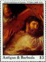 [Easter - The 500th Anniversary of the Birth of Titian, Artist, 1488-1576, type QF]