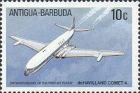 [The 50th Anniversary of the First Jet Flight, type TO]