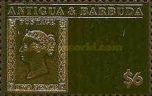 [Rare Stamps, type XK]