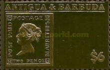 [Rare Stamps, type XN]