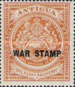 [No.26 & Not Issued Stamp Overprinted
