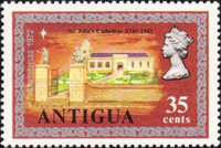 [The 125th Anniversary of the St. John's Cathedral, type FK]
