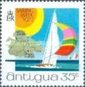 [Sailing Week; Inauguration of Antigua & Barbuda Information Centre in New York, type FR]